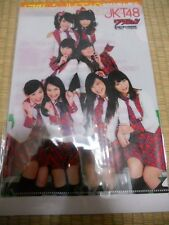 JKT48 AKB48 ClearFile JAPAN LIMITED!