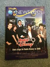 Disney Newsreel Radio Disney Jonas January 30, 2009 New