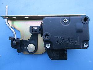 JAGUAR XJ8 XJ8L VANDEN PLAS FUEL DOOR ACTUATOR 1998-99-00-01-02-2003