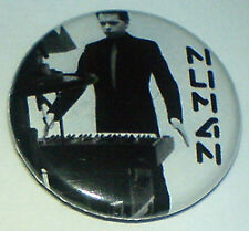 Gary Numan (Cars etc.) 25mm Pin Badge Numan 12