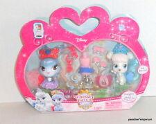 New Disney Princess Palace Pets Pumpkin Berry Tutu Terrific Playset Figures Lot