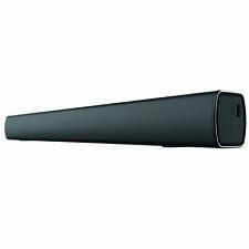 40W Bluetooth 2.0 TV Soundbar & Remote Control AUX & Digital Optical In FREE P&P