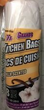 140 BAGS Scented TALL KITCHEN Trash Bags 5 PKs 13 gallon Mix scent