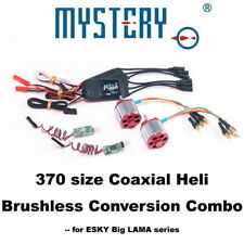 ePacket USA Motor + Esc 370 Size Coaxial Heli Brushless Conversion Combo Lama V3