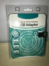 nano wireless usb adapter ( new )
