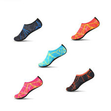 Mens Water Sport Skin Shoes Aqua Socks Yoga Pool Beach Swimming Surf Exercise &