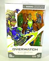 Overwatch Ultimates Series Lucio 6-Inch Collectible Action Figure Brand New