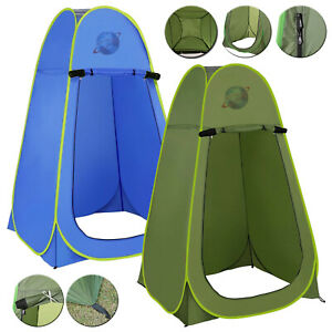 Portable Outdoor Pop Up Privacy Tent Camping Shower Toilet Changing Room Hiking