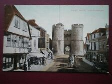 Canterbury Unposted Pre - 1914 Collectable Kent Postcards