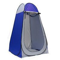 1.2x1.2x1.9m Portable Pop-Up Tente Camping Travel Toilet Shower Room Plein