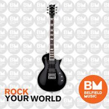 ESP Ltd Ec-1000 Eclispe Electric Guitar Gloss Black Evertune Bridge EMG Pickups