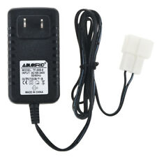 DC 6 Volt 1A Charger AC Adaptor for Kid Trax Avigo Benz BMW Moto Cars 6v Battery