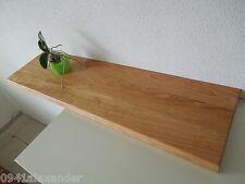 Muro Board Kirschbaum masivamente madera estantería para Board steckboard estante brett nuevo en grado!