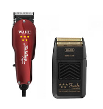 Wahl Balding Clipper and Finale Shaver