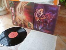 "Bob Dylan""Saved""audiophile Japan LP+OBI-1st-PRESS-MINT-"