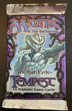 Magic The Gathering Mtg Tempest Booster Factory Sealed