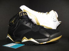 NIKE AIR JORDAN VI 6 VII 7 RETRO GOLDEN MOMENT PACK GMP WHITE BLACK GOLD NEW 11
