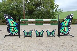 Butterfly Show jump Filler-For Showjumping