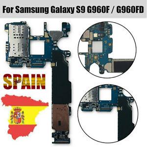 Para Samsung GalaxyS9 Placa Base Lógica Tablero Mainboard Reemplazo&G960F G960FD