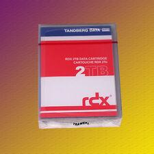 Tandberg 8731-RDX 2 TB, QuikStore, Data Cartridge Speichermedium, NEU & OVP