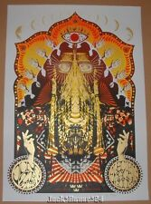 Adam Pobiak Goat London England Poster Print Solstice Edition Signed Numbered