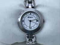Brighton Ladies Watch Leather/Metal Band Analog Wrist Watch Japan Movement