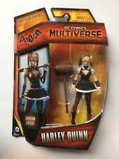 "Mattel DC Multiverse 4"" Harley Quinn NIP"