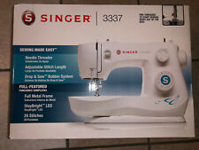 Singer 3337 Simple 29 Stitch Heavy Duty Home Sewing Machine - Brand New- In Hand