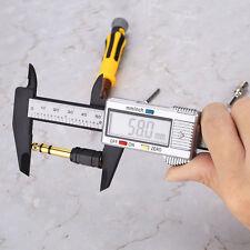 150MM Digital Caliper Vernier Ruler Accurate Reading Measurement Tool Standard