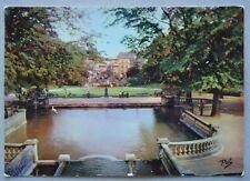 Dijon Le jardin Darcy Postcard (P221)