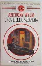 Anthony Wylm: L'ira della mummia ed. Newton BLISTERATO A75