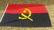 ANGOLA  Flag  120 x 180 cm 1980'S