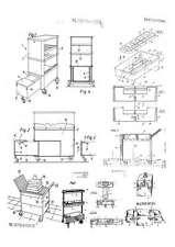 Werkzeugwagen, Werkstattwagen, Werkzeugkasten