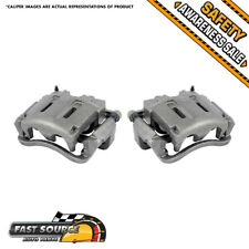 Front Brake Calipers For 2005 2006 2007 2008 2009 2010 2011 2012 F250 F350
