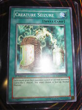 YU-GI-OH! TACTICAL EVOLUTION CREATURE SEIZURE TAEV-EN058 MINT ENGLISH EDITION 1