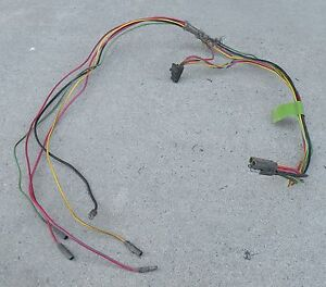 THUNDERBIRD DOOR PASSENGER RIGHT POWER WIRE HARNESS TBIRD 61-62 1961-1962 FORD