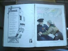 """Magazines """" La Guerre Of Nations """" No 1 To 6 Hardback Year 1915 By"""