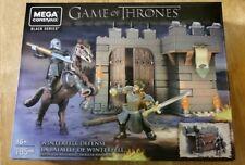Mega Bloks Construx Game of Thrones Winterfell Defense [GMN73] NEW!!!