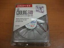 BRAND NEW ADAPTEC 120mm CASE FAN WITH BLUE LEDs ACC-9200