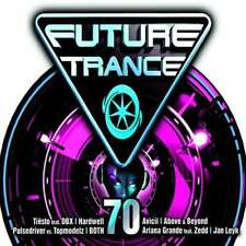 FUTURE TRANCE VOL. 70 * NEW 3CD-SET DIGIPACK 2014 * NEU *