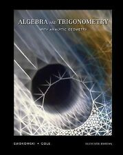 Algebra and Trigonometry with Analytic Geometry 11th Edition with CD-ROM Avai