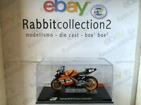 "DIE CAST "" HONDA RC211V NICKY HAYDEN 2004 "" MOTO GP SCALA 1/24"