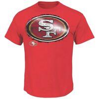San Francisco 49 ers Majestic T-Shirt Vintage Look,NFL Football,Gr.S,Neu