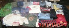 Huge Clothing Lot 5 6 Boys Bts Winter Clothes Gymboree Jeans Athletic Pants Tops