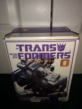 Megatron Transformers T/F Book Collection #6 Takara 2002 MIB Unused! Mouse Pad