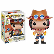 Funko One Piece POP Portgas D. Ace Vinyl Figure NEW Toys Funko Anime