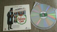 A Christmas Carol Laserdisc Laser Disc