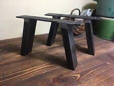 DIY Coffe Table, TV stool, Bench, Chair legs HANDMADE Rustic Industrial