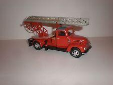 1/43 German fire ladder Ford Koln LF-17 / 1950's Handmade / Kimmeria