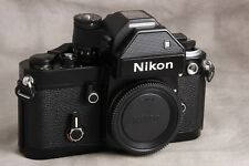 Nikon F2S with DP-2, Black, Nice